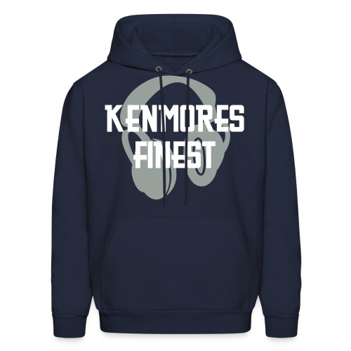 PUT YOUR NAME ON THIS HOODIE! - Men's Hoodie