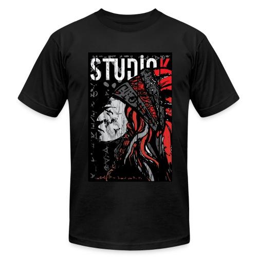 Men's STUDIO K - Tribal T - Men's Fine Jersey T-Shirt
