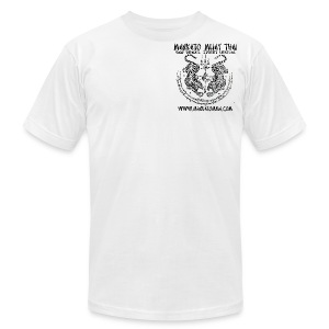 Tiger Sak Yant/ Tiger Soul Muay Thai Tattoo Shirt - Men's Fine Jersey T-Shirt