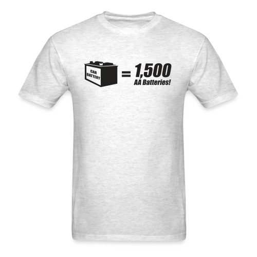 1500 AA Mens Tee - Men's T-Shirt