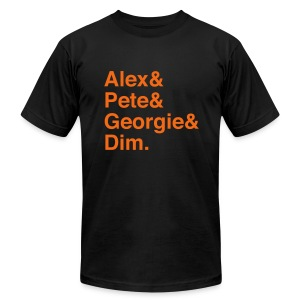 Clockwork Orange - Men's T-Shirt by American Apparel