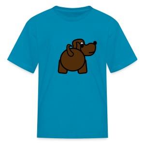 Baby Got Back - Doggy T-Shirt for Children - Kids' T-Shirt