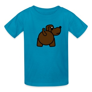 Baby Got Back - Doggy T-Shirt for Children - Kids' T-Shirt
