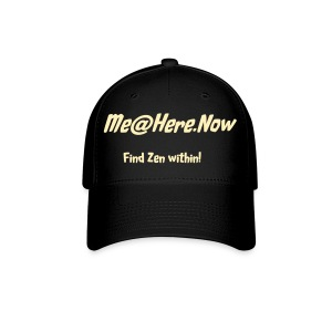 me@here.now hat - Baseball Cap