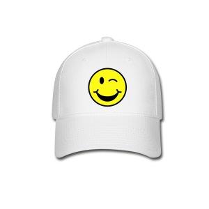 smiley hat - Baseball Cap
