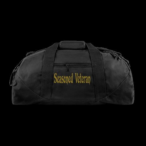 Seasoned Veteran - Duffel Bag
