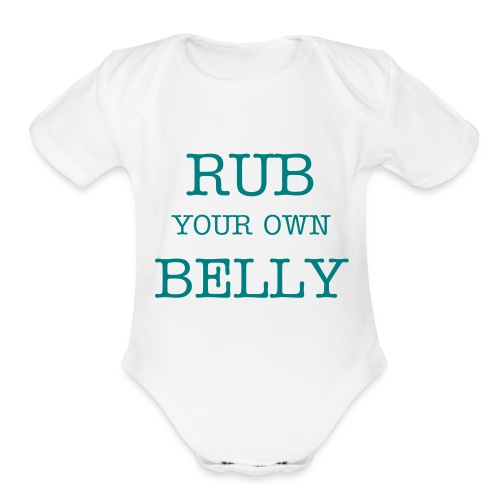 Happy Healthy Baby - Organic Short Sleeve Baby Bodysuit