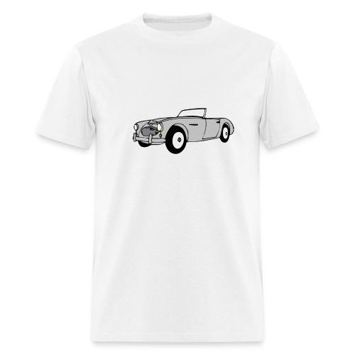 Retro Car T-Shirt  - Men's T-Shirt