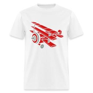 Old Plane T-Shirt - Men's T-Shirt