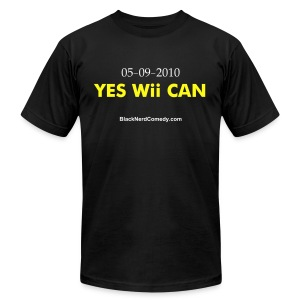 Yes Wii Can American Apparel - Men's T-Shirt by American Apparel