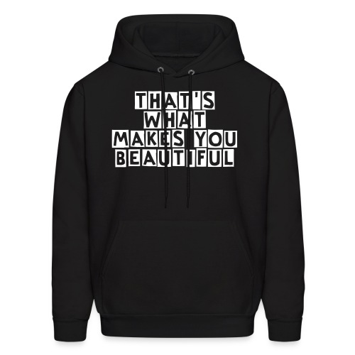 The Beautiful Sweatshirt - Men's Hoodie