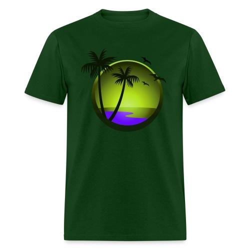Men's LT T-Shirt Paradise - Men's T-Shirt
