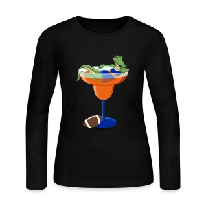 Gatorita Long Sleeve Jersey Tee - Women's Long Sleeve Jersey T-Shirt