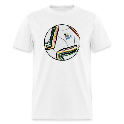 Jabulani Ball T-Shirt - Men's T-Shirt