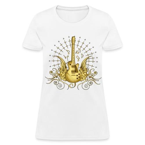 Guitar - Women's T-Shirt