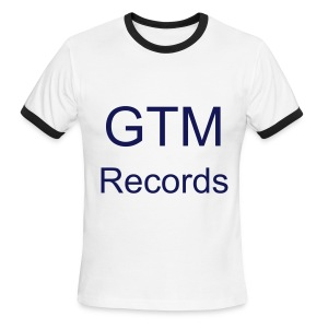 GTM Records - Men's Ringer T-Shirt