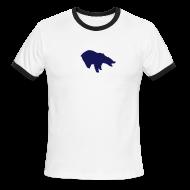 T-Shirts ~ Men's Ringer T-Shirt ~ [bear]
