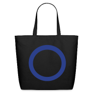 Bags & backpacks ~ Eco-Friendly Cotton Tote ~ diabetic symbol