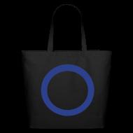 Bags & backpacks ~ Eco-Friendly Cotton Tote ~ diabetic symbol