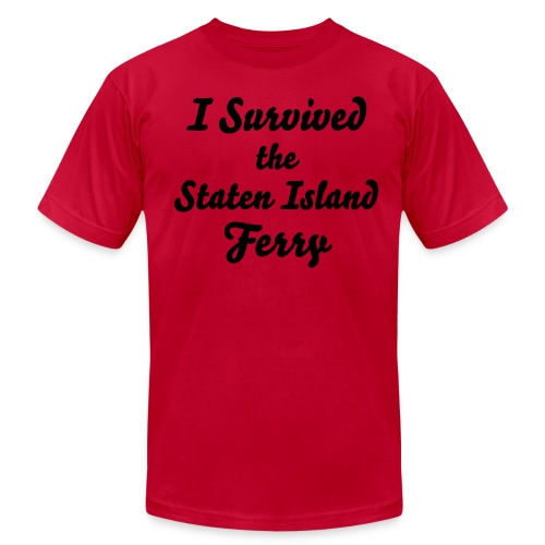 Si Ferry - Men's Fine Jersey T-Shirt