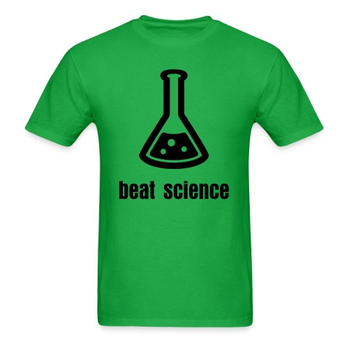 Beat Science Tee - Men's T-Shirt