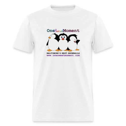 Men's penguin logo tee - Men's T-Shirt