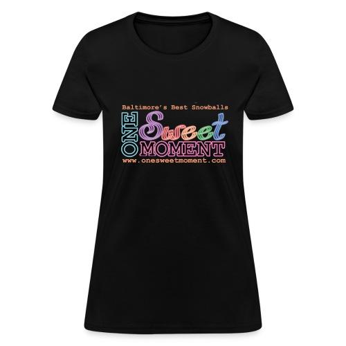 Women's compact logo tee - Women's T-Shirt