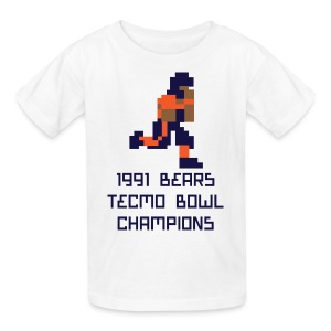 Tecmo Walter Bears Champs Children's T-Shirt - Kids' T-Shirt