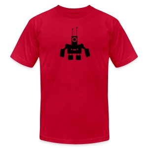 Vectron 2 for Men - Men's T-Shirt by American Apparel