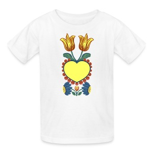 Faith, Hope, Charity & Love - Kids' T-Shirt