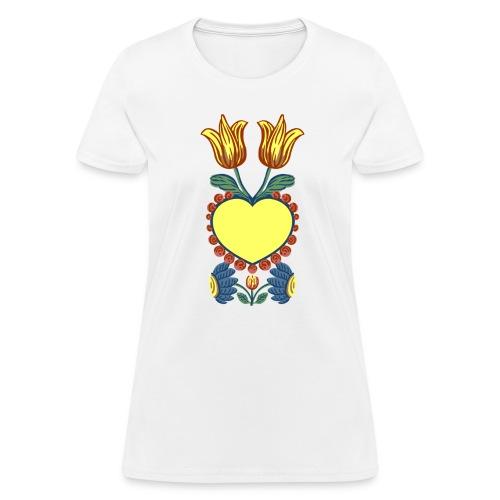 Faith, Hope, Charity & Love - Women's T-Shirt