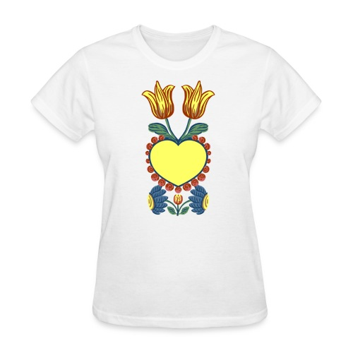 Faith, Hope, Charity & Love - Women's T-Shirt