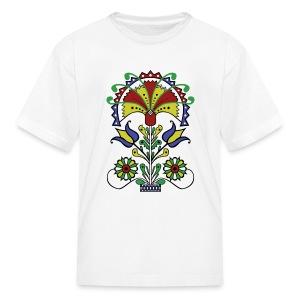 Pot O' Tulips - Kids' T-Shirt