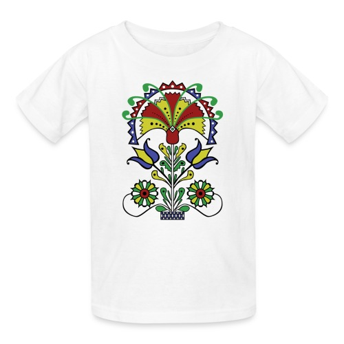 Pot O' Tulips - Kids' T-Shirt