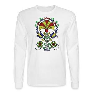 Pot O' Tulips - Men's Long Sleeve T-Shirt