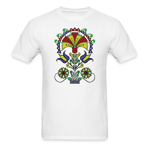 Pot O' Tulips - Men's T-Shirt