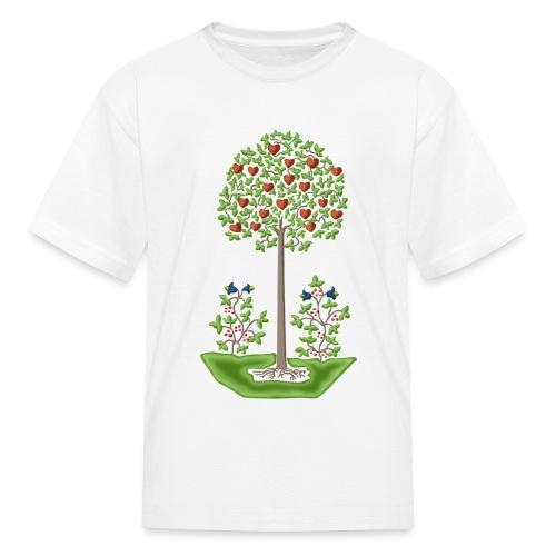 Tree of Love - Kids' T-Shirt