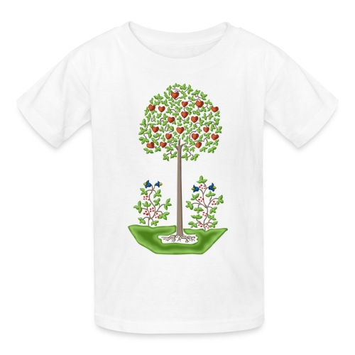 Tree of Love - Kids' T-Shirt
