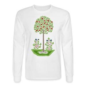 Tree of Love - Men's Long Sleeve T-Shirt