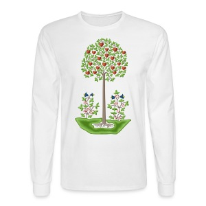 Tree of Love - Men's Long Sleeve T-Shirt