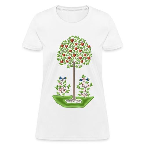 Tree of Love - Women's T-Shirt