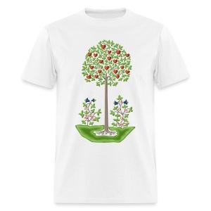 Tree of Love - Men's T-Shirt