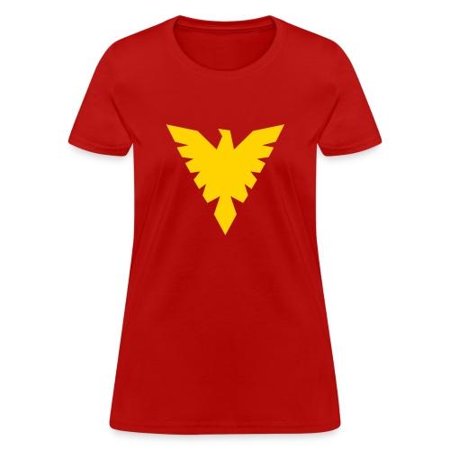 Phoenix Standard Weight T-shirt - Women's T-Shirt
