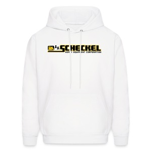 JJ Scheckel Men's Hooded Sweatshirt - Men's Hoodie