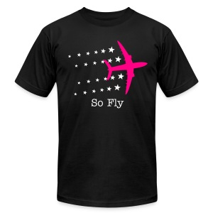 So fly for Diddy Sahai - Men's Fine Jersey T-Shirt