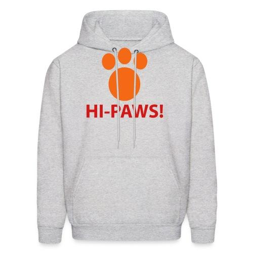 Give Me a Hi-Paws!  Hoodie for Men - Men's Hoodie