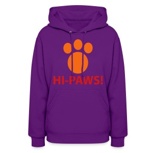 Give Me a Hi-Paws!  Hoodie for Women - Women's Hoodie