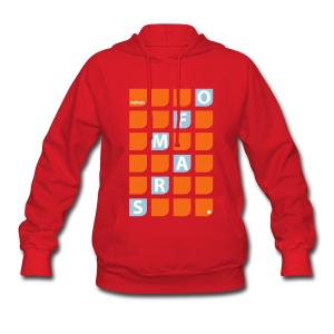 Voices of Mars - Square-O Hoodie for Women - Women's Hoodie