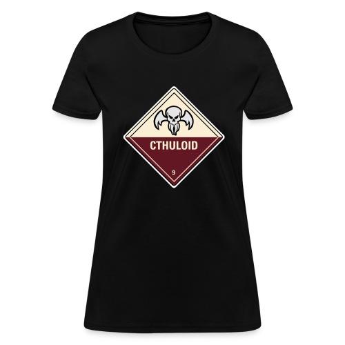 Cthuloid - Women's T-Shirt
