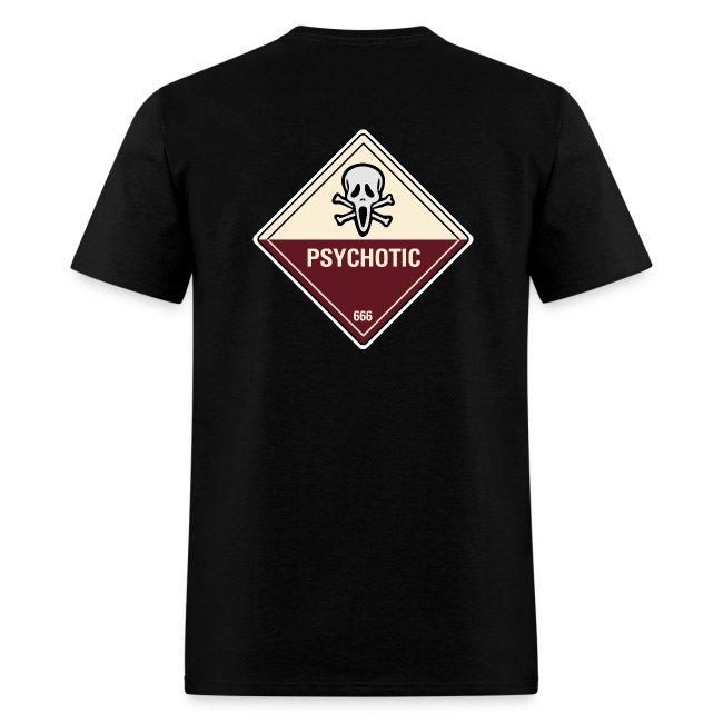 Psychotic (Back)